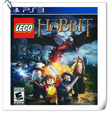 PS3 LEGO The Hobbit SONY PLAYSTATION Action Warner Home Video Games