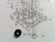 Rubber Gummi für pos.92 Sharp GF-2500 GF-9494  Ghettoblaster Recorder Boombox