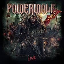 POWERWOLF - THE METAL MASS: LIVE - NEW CD / DVD