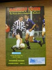16/03/1993 Grimsby Town v Tranmere Rovers  (No Apparent Faults)