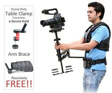 FLYCAM 5000 Camera Steadycam Sys, Comfort Arm & Vest Support (CINFLCM-CMFT-KIT)
