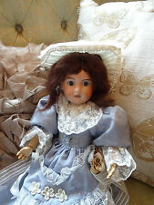 "french jules velingue 17"" victorian doll"