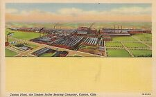 Timken Roller Bearing Company Plant in Canton OH Postcard
