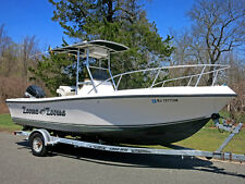 1997 Mako 22 Center Console with Trailer Great Condition