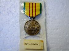 VIETNAM SERVICE MEDAL - IN BOX DATED 1967 BY HIS LORDSHIP, INC.
