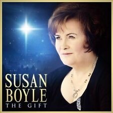 The  Gift by Susan Boyle (Vocals) (CD, Nov-2010)