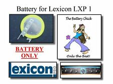 Battery for Lexicon LXP 1 Effects Unit - Internal Memory Replacement Battery