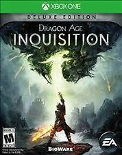 Dragon Age: Inquisition -- Deluxe Edition (Microsoft Xbox One, 2014) SKU 2100