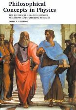 Philosophical Concepts in Physics: The Historical Relation between Philosophy...
