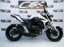Suzuki GSR 750A Full exhaust system + Muffler + Header CS Racing Taylor Made