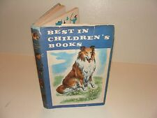 1963 BEST IN CHILDREN'S BOOKS Classic Stories VINTAGE 10A ART Richard Scarry +