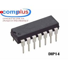 2x T74LS08D1 IC-DIP14  25 PCS  PER ORIGINAL TUBE