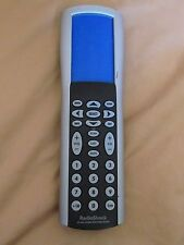 Radio Shack 4-in-1 Kameleon Universal Remote Control 15-2144 with Blue Backlight