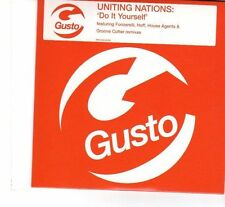(FR977) Uniting Nations, Do It Yourself - 2007 DJ CD