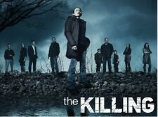 The Killing: Complete 2, 3 & 4 Seasons (8-DVDs)