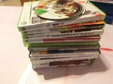 Lot of 18 Xbox 360 Games kinect fable and NCAA