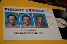 VIOLENT FEMMES LP THE BLIND LEADING..ORIG ITALY 1986 EX
