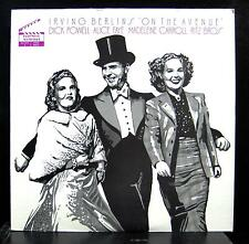 SOUNDTRACK IRVING BERLIN on the avenue LP VG+ HS-401 Mono Vinyl  Record