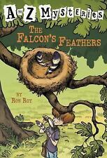 The Falcon's Feathers (A to Z Mysteries) Ron Roy Paperback