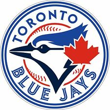 TORONTO BLUE JAYS Logo ~ Window WALL DECAL * Vinyl Car STICKER ~ ANY COLORS