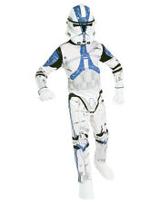 "Star Wars Kids Clone Trooper Costume Style 1, Large, Age 8-10, HEIGHT 4' 8"" - 5'"