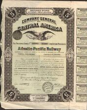 DECO =  Company General of CENTRAL AMERICA (USA) (N)