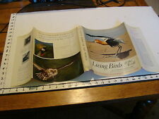 vintage book: LIVING BIRDS OF THE WORLD by E. Thomas Gilliard 1958 1st