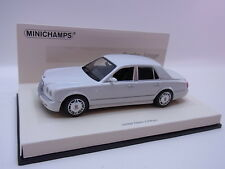 LOT 26183 | Minichamps 436139402 Bentley Arnage 2005 Linea Bianco 1:43 OVP
