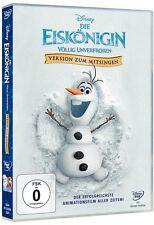Die Eiskönigin - völlig unverfroren (Sing Along Version zum Mitsingen) - DVD NEU