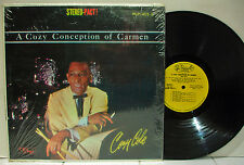 Rare Jazz LP-Cozy Cole- A Cozy Conception Of Carmen- Charlie Parker- Mint Minus