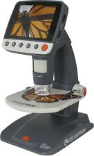 Celestron InfiniView LCD Digital Multiplug Microscope, London