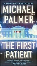 The First Patient by Michael Palmer (2008 Paperback)