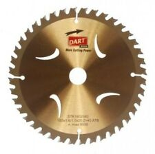GOLD TCT CIRCULAR SAW BLADE TRIPLE CHIP TOOTH 260 mm x 30 mm x 80 Tooth