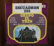 LP GRUPO EL TREN Escuadron 201 ORFEON LP-12-38029