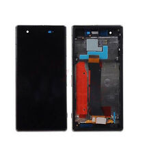 LCD Screen Digitizer Touch + Frame For Sony Xperia Z1S L39T C6916 T-Mobile US