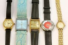 Job Lot Ladies Watches Rotary Clay Montier Newmark Diantus Mango Automatic X 5