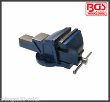 BGS - Werkzeug - Bench Vice - With 80 mm Jaws, 4.5 kg - Pro Range - 59255