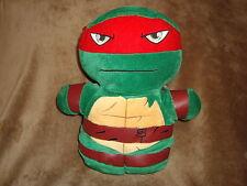 """Teenage Mutant Ninja Turtles Raphael Plush Backpack 12"""" tall"""