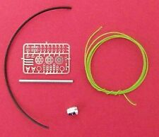 DETAIL MASTER 3204 1/24-1/25 YELLOW DISTRIBUTOR KIT (PHOTO ETCH,BILLET & WIRE)