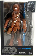 "Star Wars Black Series CHEWBACCA 6"" inch Action Figure  #4 Hasbro"