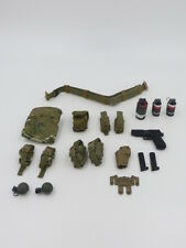 1/6 Easy & Simple 26005 Commonwealth BATTLE BELT POUCHES GRENADES PISTOL # 03