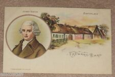 Music Lesson Reward Card Early 1905 Josef Haydn Birthplace! Nice See!