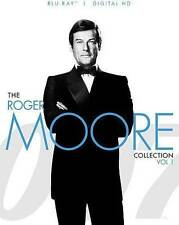 007 The Roger Moore Collection Vol 1 Blu-ray Bond Live and Let Die Golden Gun