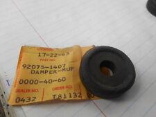 NOS Kawasaki Muffler Damper 1982 - 1983 KZ1000 92075-1407