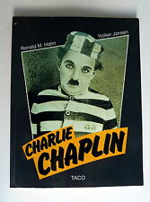 CHARLIE CHAPLIN * HAHN, JANSEN - Deutsch - BUCH German Book 1987