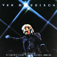 VAN MORRISON It's Too Late to Stop Now  2 MINT CDS LIVE 1976 REMASTERED