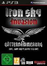 IRON SKY INVASION götterdämmerung EDITION PS3 * NUOVO SIGILLATO PAL *