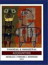 Financial & Managerial Accounting by Belverd E. Needles, Marian Powers, Susan V.