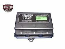 NEW OEM WESTERN FISHER SNOW PLOW 3 PORT ISOLATION MODULE 29070-1  29070