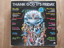 "3LP - O.S.T. SOUNDTRACK - THANK GOD IT´S FRIDAY  ""TOPZUSTAND!"""